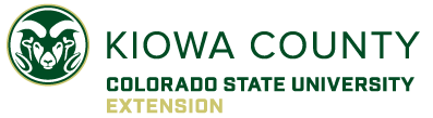 Kiowa County Extension