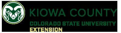 Kiowa County Extension
