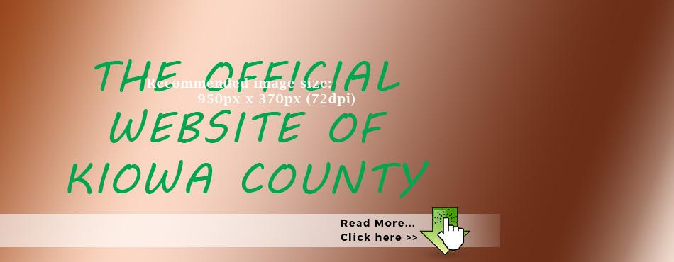 kiowa county record book and 4-h